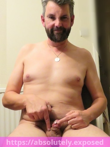Gregory Graysmith - small and proudly exposed