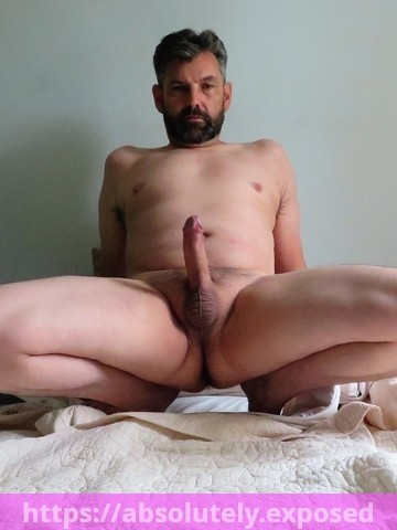 Greg Graysmith - open for all cummers - pumped cock
