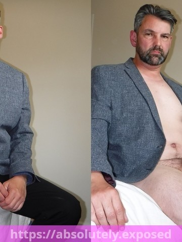 Gregory Graysmith dressed undressed